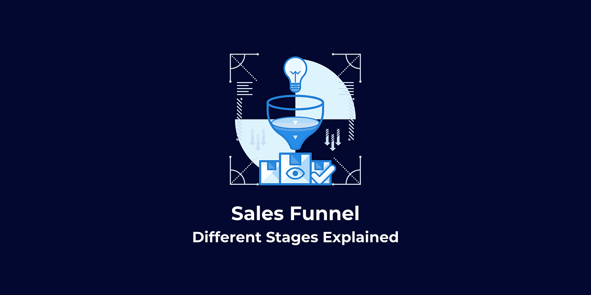Different Stages of a Sales Funnel Explained: Sales Basics