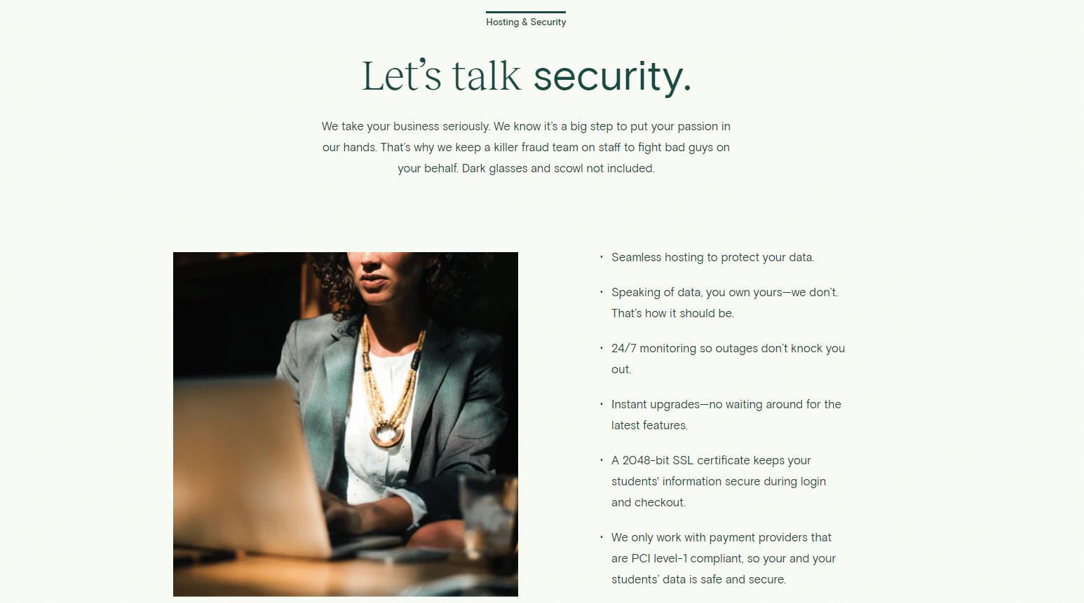teachable-security