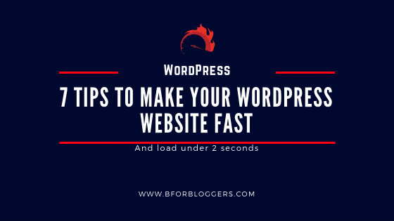 9 Ways to Improve WordPress Page Speed