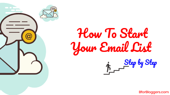 How to Start an Email List (The Complete Guide)