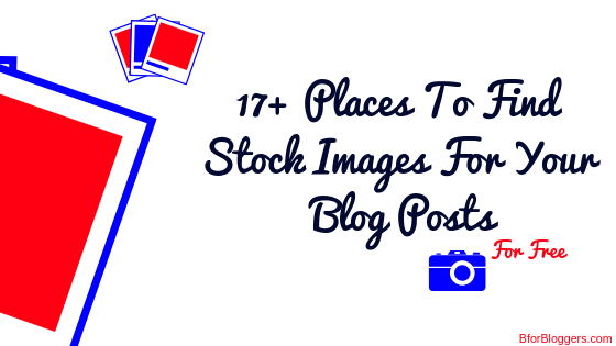 17+ Stunning Websites To Find FREE Stock Images