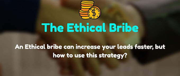 ethical bribe details